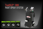 MAXI-MISER 3000 HVLP PAINT SPRAY SYSTEM